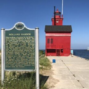 Holland Historic Light landmark designation